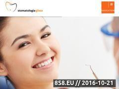 Miniaturka domeny stomatologia-gliwa.pl