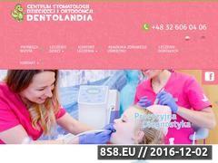 Miniaturka domeny www.stomatologiadziecieca.com
