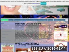 Miniaturka domeny www.stomatologiapiotrkow.pl