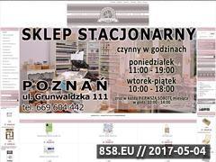Miniaturka domeny www.stonogi.pl