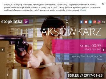 Zrzut strony Kino
