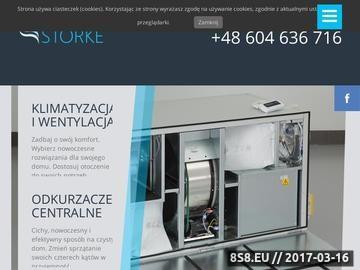 Zrzut strony Serwis klimatyzacji Łódź