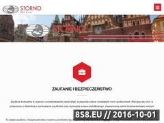 Miniaturka domeny www.storno.com.pl