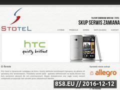 Miniaturka domeny www.stotel.pl