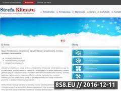 Miniaturka domeny strefaklimatu.com.pl