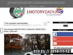 Miniaturka domeny www.strefakulturalnejjazdy.pl