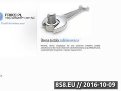 Miniaturka domeny strefamod.za.pl