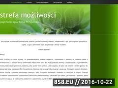 Miniaturka domeny strefamozliwosci.pl