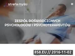 Miniaturka domeny www.strefamysli.pl