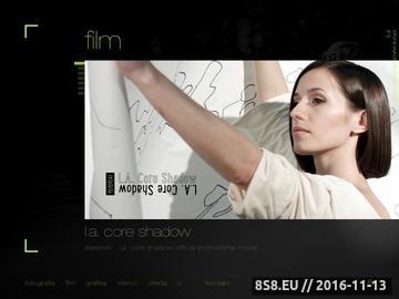 Zrzut strony Studio Filmowe Piaseczno