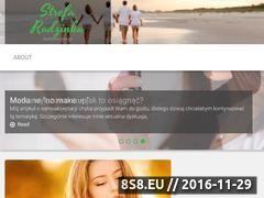 Miniaturka domeny www.strefarodzinka.pl