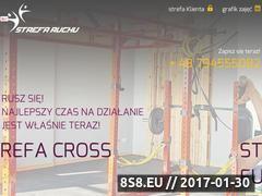 Miniaturka domeny strefaruchu.com.pl