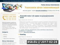 Miniaturka domeny strony-wrzosek.pl