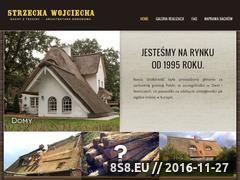 Miniaturka domeny strzechawojciecha.pl