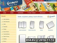 Miniaturka domeny www.student-druk.pl
