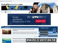 Miniaturka domeny www.studiakatowice.com