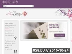 Miniaturka domeny www.studio-artdesign.pl