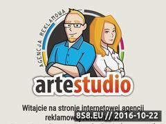 Miniaturka domeny studio-arte.pl