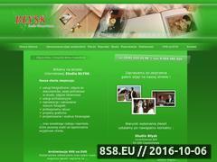 Miniaturka domeny www.studio-blysk.pl