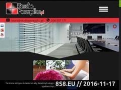 Miniaturka domeny studio-porzadku.pl