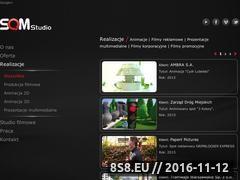 Miniaturka domeny www.studio.sqm.pl