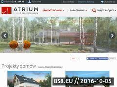 Miniaturka domeny www.studioatrium.pl