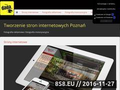 Miniaturka domeny www.studiodada.pl