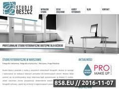 Miniaturka domeny www.studiodeszcz.pl