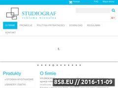 Miniaturka domeny www.studiograf.info.pl