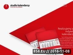 Miniaturka domeny studiokalendarzy.pl