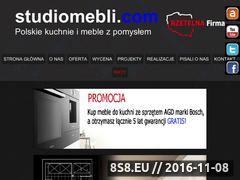 Miniaturka domeny studiomebli.com.pl