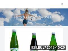 Miniaturka domeny studiozdrowejsylwetki.pl