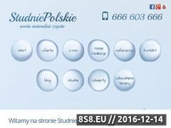Miniaturka domeny studniepolskie.pl