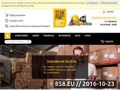 Miniaturka domeny www.stukpuk.pl