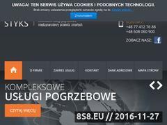 Miniaturka domeny styks.net.pl