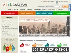 Miniaturka domeny www.styl-sklep.pl