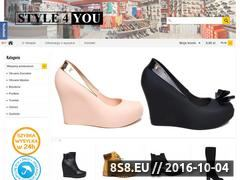 Miniaturka domeny style4you.pl