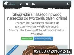 Miniaturka domeny stylinova.pl