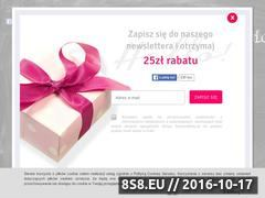 Miniaturka domeny www.stylowebutki.pl