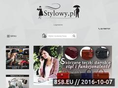 Miniaturka domeny stylowy.pl