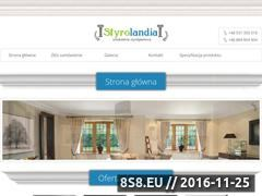 Miniaturka domeny styrolandia.pl