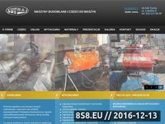 Miniaturka domeny www.sub-maj.com.pl