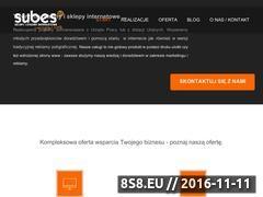 Miniaturka domeny www.subes.pl