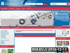 Miniaturka domeny www.sudoku-lamiglowki.com