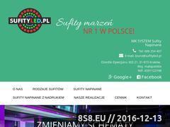 Miniaturka domeny sufityled.pl
