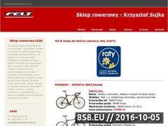 Miniaturka domeny www.sujka.prodealer.com.pl