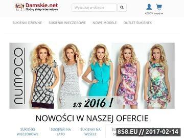 Zrzut strony Modne sukienki damskie, sukienki wieczorowe i sukienki letnie