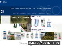 Miniaturka domeny sulphur.com.pl