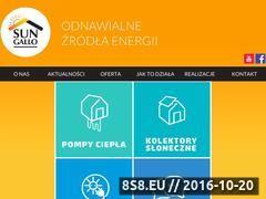 Miniaturka domeny www.sun-gallo.pl