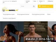 Miniaturka domeny sunbarrel.pl